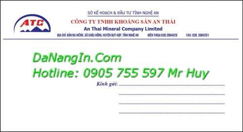 In bì thư công ty giá rẻ lấy ngay tại đà nẵng LH 0905 755 597 Mr Huy