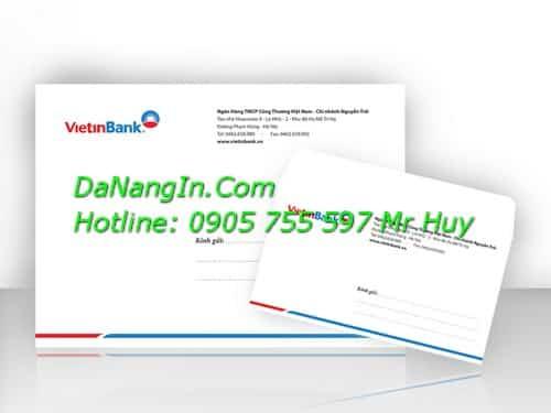 In bìa thư công ty tại đà nẵng giá rẻ in nhanh LH 0905 755 597 Mr Huy