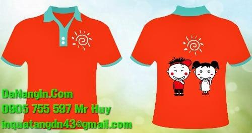 làm đồng phục đà nẵng sơ mi áo nhân viên in logo giá rẻ 0905 755 597