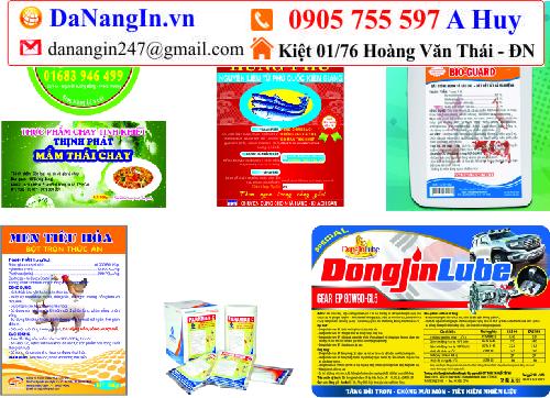 in nhãn decal dán sản phẩm số lượng lớn và nhỏ,0905 755 597 A Huy - danangin.vn,in logo dán lên sản phẩm,in khăn khách sạn,in đồng phục trung tâm ngoại ngữ